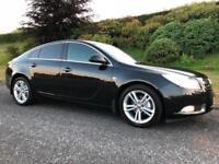2012 Vauxhall Insignia 2.0 CDTi SRi 16v160 BHP