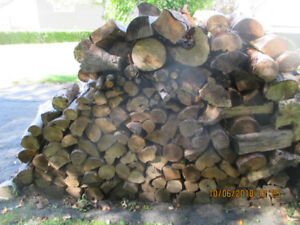 Dried & Unsplit Firewood