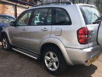 Toyota RAV4 2.0 4x4 5 Door Petrol