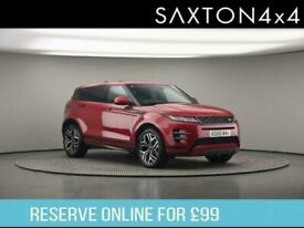 image for 2019 Land Rover Range Rover Evoque 2.0 D180 R-Dynamic HSE Auto 4WD (s/s) 5dr SUV