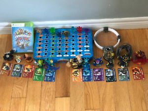 Skylanders Swap team and Super Chargers