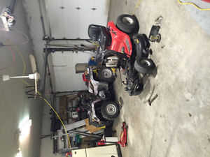 All small engine repairs and tune up
