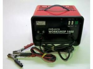 Projecta Red Battery Charger 024900172830 Rockingham Rockingham Area Preview