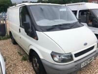 2002 Ford Transit 2.0TD 300 SWB COMPLETE WITH M.O.T AND WARRANTY