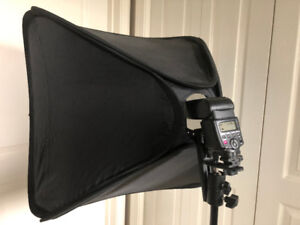Photography Soft Box 24in x 24in