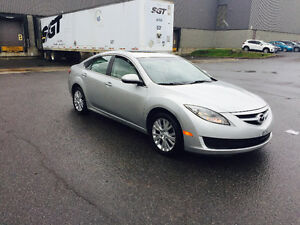 2009  Mazda6 Sedan 4cylinder fully Loaded  4899$ tax included