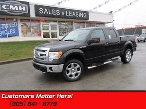 2013 Ford F-150 XLT w/XTR  BLUETOOTH BACKUP CAM 4x4 *CERTIFIED*