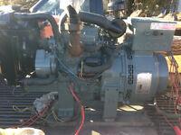 Génératrice diesel 4500 W