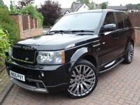 2005 55 Land Rover Range Rover Sport 4.2 V8 auto Supercharged..FULL HST BODYKIT