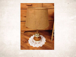 Lampe Vintage Country #716