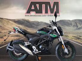 SINNIS RSX 125cc MOTORBIKE, BRAND NEW, 0% FINANCE, 24 MONTHS WARRANTY