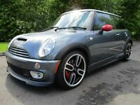 06/56 MINI COOPER S JCW GP 873 OF 2000 WITH ONLY 56,000 MILES (COLLECTORS CAR)