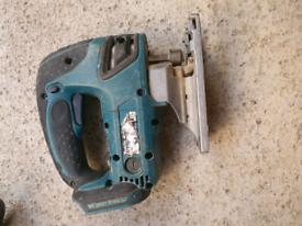 Makita 18v jigsaw faulty