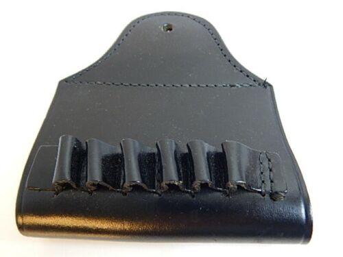 Vintage Weiner Cartridge Holster Maker Tactical Leather Belt Bullet Sheriff Cop
