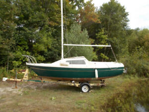 Sandpiper  565 Sailboat