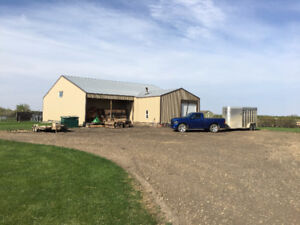 Equine Operation on 16.8 acres w/Luxurious Exec Home Near Camros