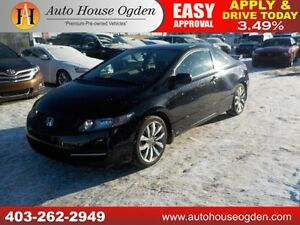 2010 Honda Civic Si Coupe 6-Speed MT 90DAYSNOPYMNT!