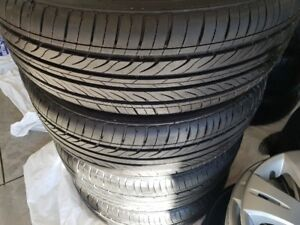 205/70r15 Zeta Summer Tires on GM Rims- Reasonable Offers