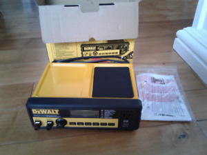 DeWalt Bench Battery Charger new