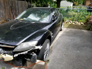 Mazda RX8 for parts