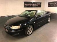2003/53 Saab 9-3 2.0t 2004MY Vector,electric hood,long mot