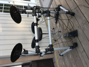 Univax dd402 electrical drum kit