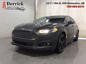 2015 Ford Fusion   Used AWD SE Leather Sts Sunroof Nav $131.86 B