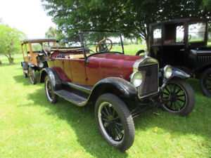 Wanted Model T Ford Rims