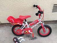 Childs toddler bike