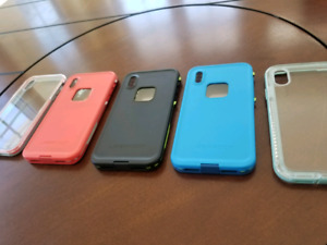 Iphone x cases life proof