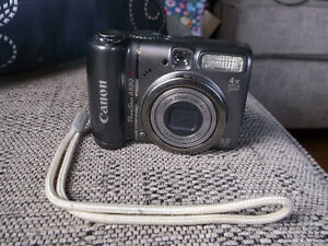 Canon Powershot AS590 IS Digital Camera