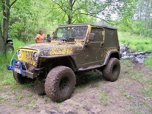 Iso Jeep TJ
