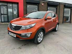 image for 2012 Kia Sportage 1.7 CRDi ISG 3 5dr DOUBLE PANROOF LEATHER SEATS ESTATE Diesel