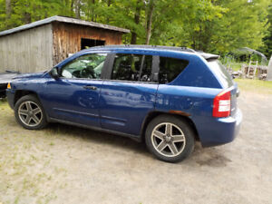 2009 JEEP COMPASS automatic 4X4,  4 CYL  238km