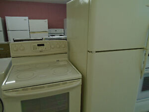 fridaire fridge kenmore smooth top stove