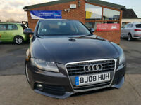 2008 Audi A4 2.0TDI ( 143PS ) SE MANUAL DIESEL FULL SERVICE HISTORY 2 KEYS