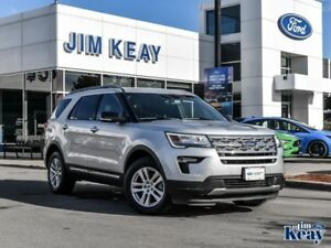 2018 Ford Explorer XLT  -  Bluetooth - $124.64 /Wk