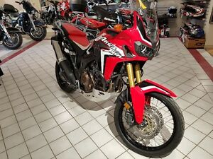 2016 Honda Africa Twin. Only 1275km. Save thousands!
