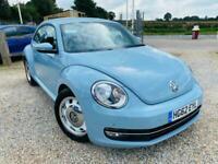 2012 Volkswagen Beetle 1.2 TSI Design 3dr DSG Auto Hatchback Petrol Automatic