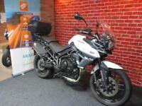TRIUMPH 2016 TIGER 800 XR GREAT CONDITION FULL SERVICE HISTORY