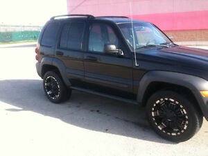 2006 Jeep Liberty certified and e tested Other