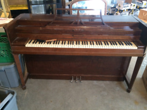 Wilkes and Co. Piano