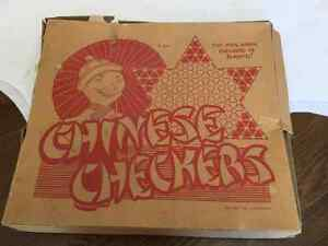 Chinese Checkers game and clay marbles Cambridge Kitchener Area image 1