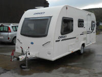 Bailey Orion 450/5 5 Berth Lightweight Caravan