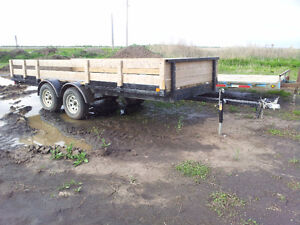 HIGHBOY FLATBED FOR HIRE Strathcona County Edmonton Area image 2