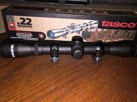 Brand new in box Tasco scope