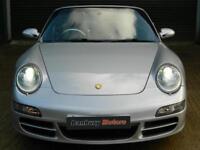 2005 PORSCHE 911 CARRERA 2 TIPTRONIC S CONVERTIBLE PETROL