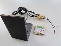 ASUS AzureWave Broadcom Wi-Fi & Bluetooth Mini PCI-E Card + ASUS Antenna