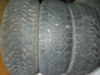 205/55R16 GDY Nordic Winter Tires