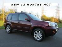 Nissan X-Trail 2.2dCi 136 BHP COLUMBIA EDITION ** OPTIONAL 2WD OR 4WD